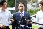 `제보 조작` 이용주 의원 남부지검 출석