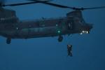 공군 제6탐색구조비행전대 야간 구조