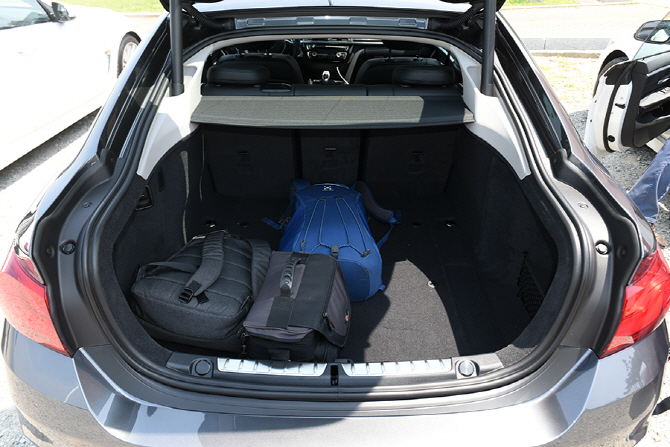 BMW 뉴 4시리즈 그란쿠페 최초 시승 - 새로운 변화를 더한 4 시리즈의 드라이빙