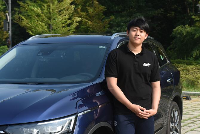 스톡카 레이서 김재현이 이야기하는 르노삼성 QM6의 드라이빙