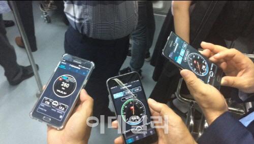 지하철 초고속Wi-Fi 예산낭비라던 서울시 文공약에 재추진