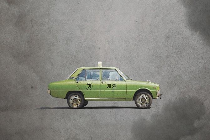 [영화와 자동차] 택시운전사의 `브리사` 그리고 `포니`