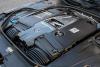 [포토] 강력한 주행 성능을 암시하는 메르세데스-AMG S 63 4Matic+의 배지