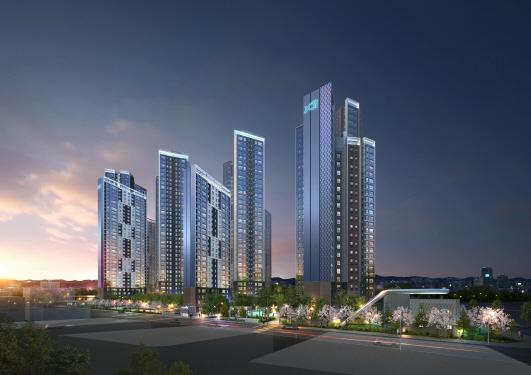 GS건설 `신반포센트럴자이` 내달 분양