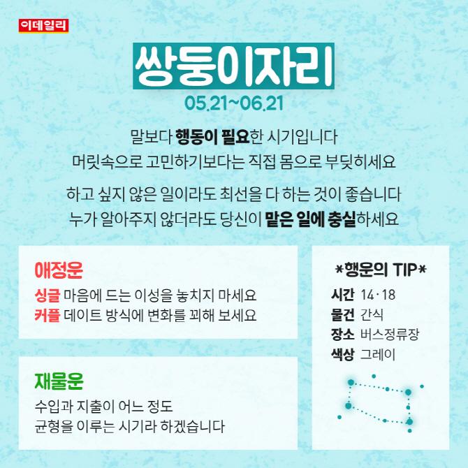 [카드뉴스] 8월 셋째 주 별자리 운세