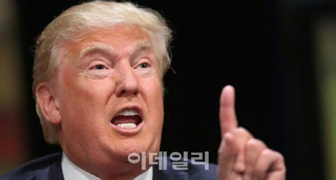 대북제재 소홀한 中에 美 트럼프 `지적재산권 침해 조사 명령` 압박