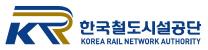 철도공단, 350km/h 주행 핵심기술 분기기 현장검증
