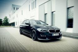 AC 슈니처의 BMW 5 시리즈 튜닝카...