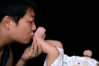 [작은육아]둘째 걱정에 신청한 아빠교실…첫째가 더 문제였다