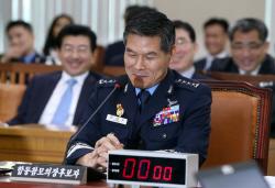 정경두 함동참모본부 의장 후보, 인사청문회