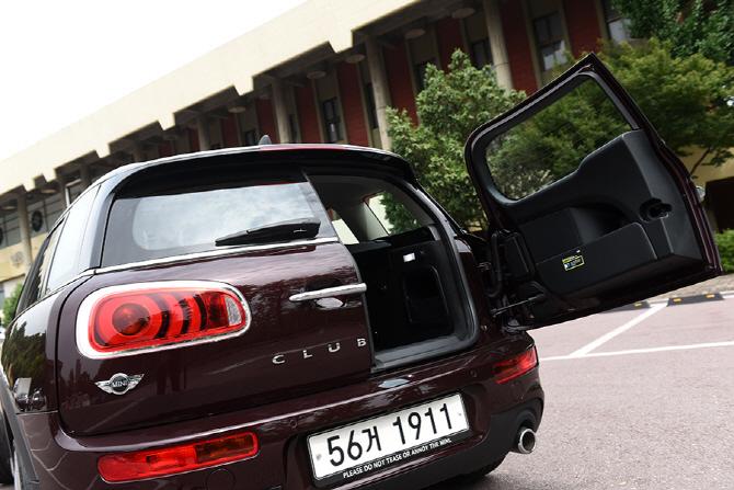 미니 쿠퍼 S 클럽맨 시승기 - 도심 속, 여유로운 미니 라이프를 위한 선택
