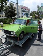 5·18 역사현장에 온 '택시'