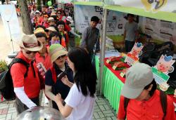한돈자조금, '오감만족' 홍보이벤트