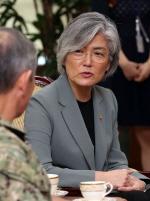 외교부장관, 미 태평사령부 사령관 접견