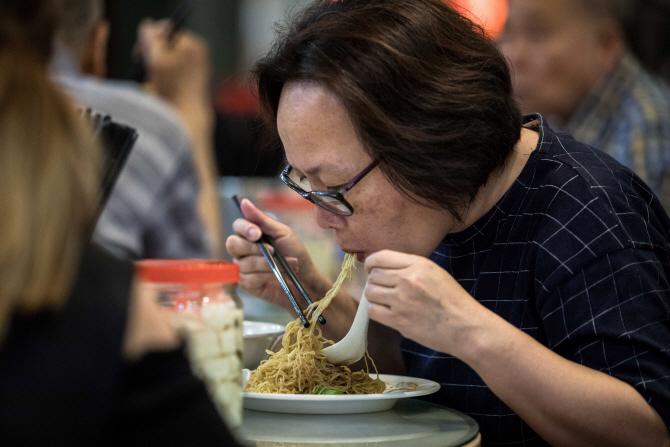 [특파원의 눈]라면 대신 건강식..중국에 부는 웰빙 열풍