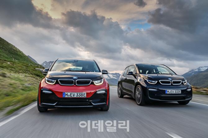 BMW, 내달 프랑크푸르트모터쇼서 '뉴 i3·M8 GTE' 공개