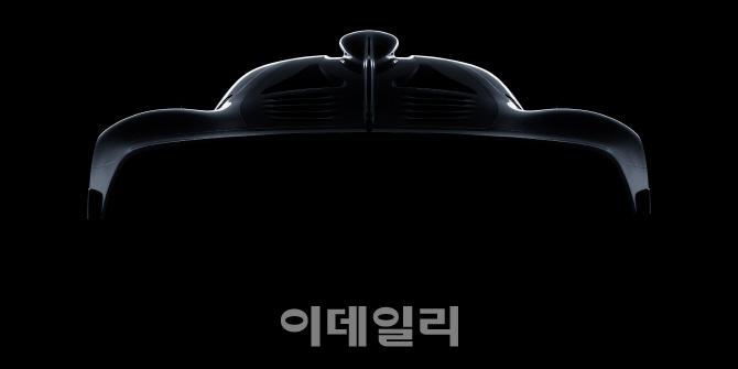 벤츠, 내달 프랑크푸르트모터쇼서 고성능 하이퍼카 최초 공개