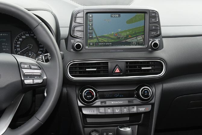 현대자동차 코나 1.6T AWD 시승기 - 큰 기대속에 아쉬움이 남았던 코나와의 만남