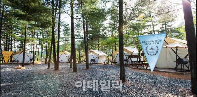 [여행팁] `주말 귀찮은 캠핑 대신 글램핑은 어때요`