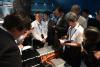 [포토] [닛산 리프] 닛산 E-페달 챌린지를 경험하는 기자들