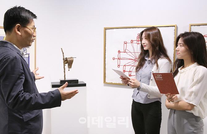 [포토] `더 아트쇼` 미술전시회