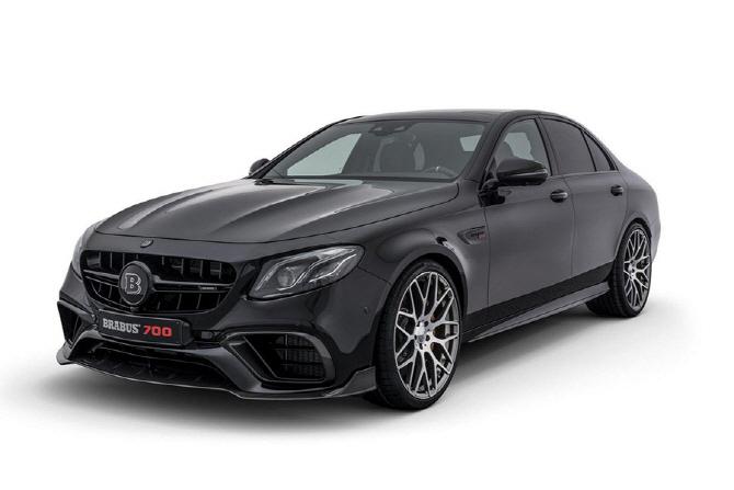 푸랑크푸르트 모터쇼에서 주목해야 할 차(5) 브라부스 700