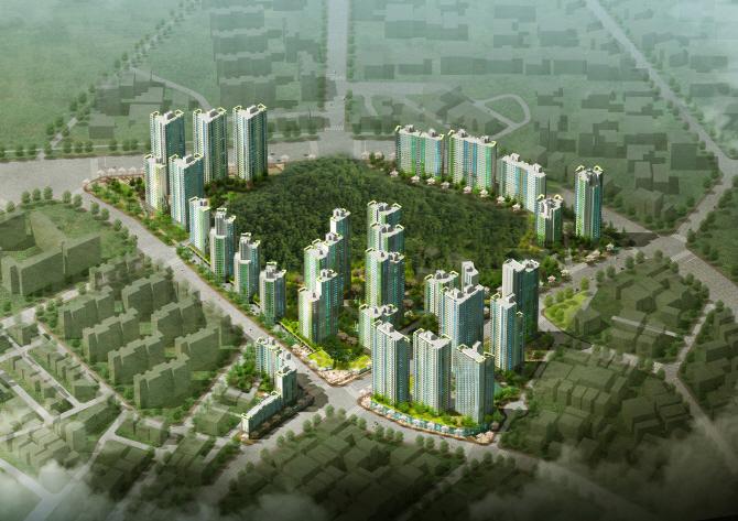 한양, 4900억원 규모 `김포북변4구역` 재개발 수주