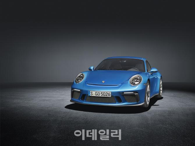 [2017프랑크푸르트모터쇼]포르쉐 '911 GT3 투어링 패키지' 공개