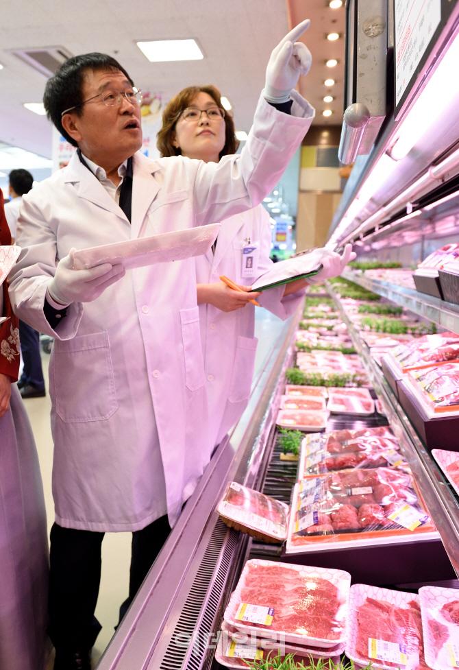 [포토] 농협유통, 추석 선물·제수용 상품의 특별 안전점검