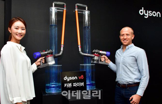 [포토]  다이슨 신제품 무선청소기 출시