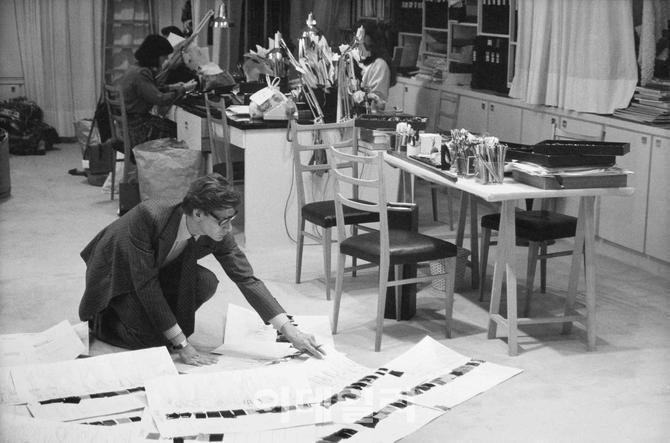 프랑스 파리, 패션 디자이너 이브 생 로랑 박물관  10월 3일 개관