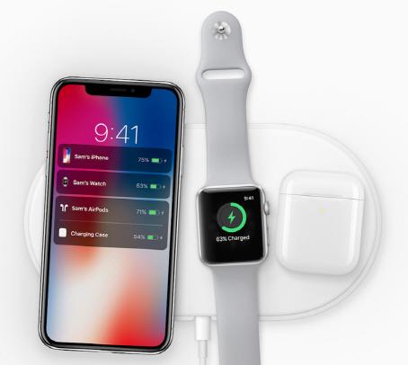 애플, 내년에 동시 무선충전 가능한 `에어파워` 출시