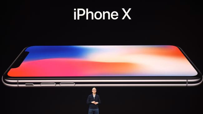 얼굴 알아보는 '아이폰X' 마침내 공개‥한국 1차출시국 또 빠져(종합)