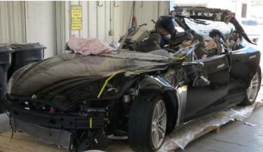 美교통당국, `테슬라 사고 원인은 자율주행시스템`