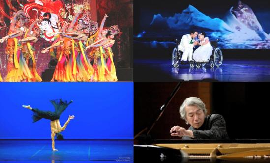 편견 넘는다…평창패럴림픽 G-100 `한중일장애인예술축제`