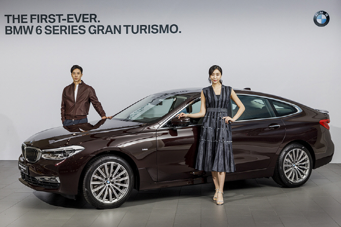 BMW, 비즈니스와 레저를 아우르는 뉴 6 시리즈 그란투리스모 공개