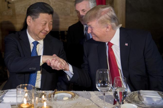 트럼프-시진핑 11월에 中서 만난다…사드 해법도 나올까