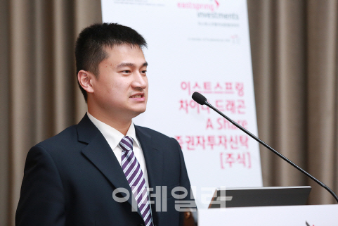 버논 왕 매니저 `中A주 매력적 구간…지배구조 좋은 성장株 투자`