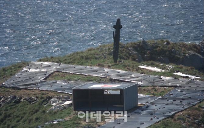 [영상]대전서도 北김정은 집무실 창문 뚫는다..공군 `타우러스`