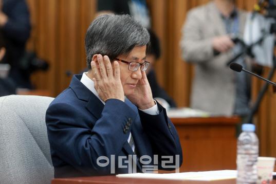 김명수, 사법개혁 의지 강조..동성애 입장은 대답안해
