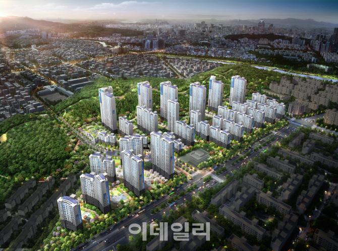 삼성물산 `래미안강남포레스트` 특별공급 마감..14일 1순위 접수