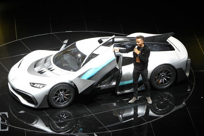 메르세데스-AMG 프로젝트 원, 남다른 존재감