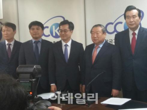 김동연 만난 개신교 `세무사찰 우려..유예해야`(종합)