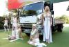 [포토]일본 이스즈 3.5t트럭 한국 진출