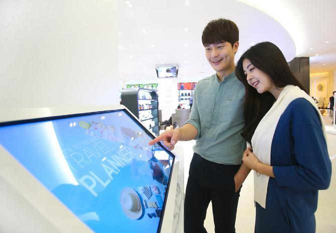쌤소나이트, 롯데백화점과 합작… '라이프 이즈 저니 스토어' 오픈