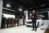 [포토] 캐딜락 CT6 터보의 마케팅 포인트를 설명하는 정정윤 부장