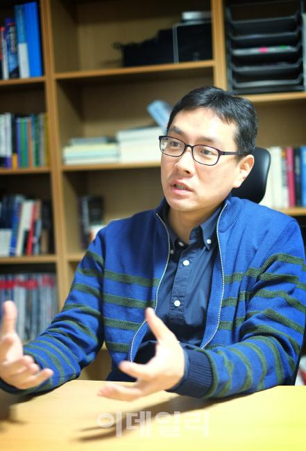 강석흔 본앤젤스 대표 `벤처투자 민간 자금이 우선돼야`