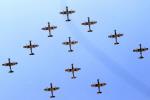 미국 공군 건군 70주년 기념 에어쇼