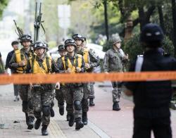 서울시, 여의도 공동구 대테러 대비 실제훈련