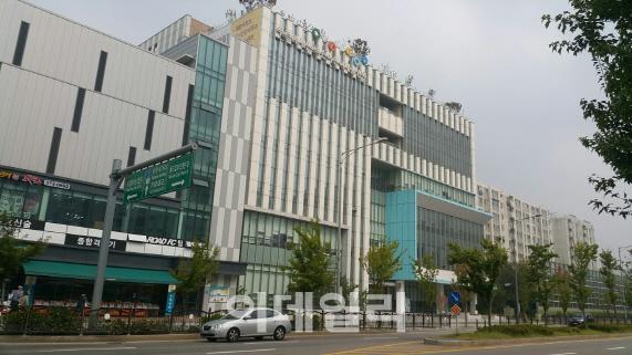 서울 마포구 상암동에 자리한 넥슨 어린이재활병원 전경. (사진=김성훈 기자)